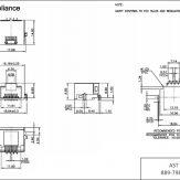 889-W-798-8815-1 Drawing