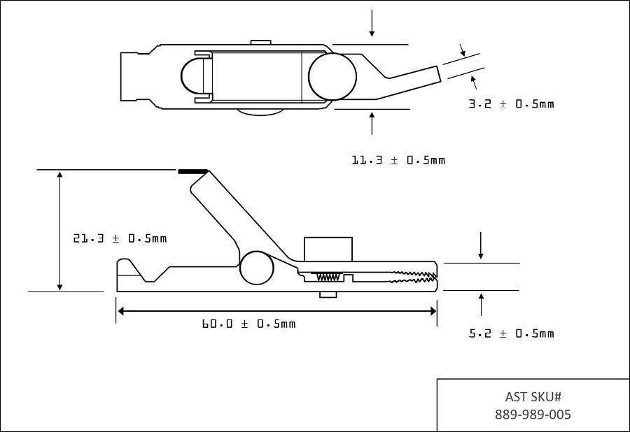 test prop jaw