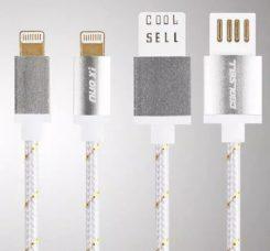 963-001-1 Silver Connectors